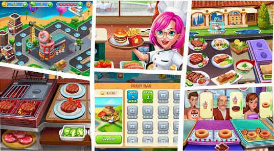 Game Membuat Burger