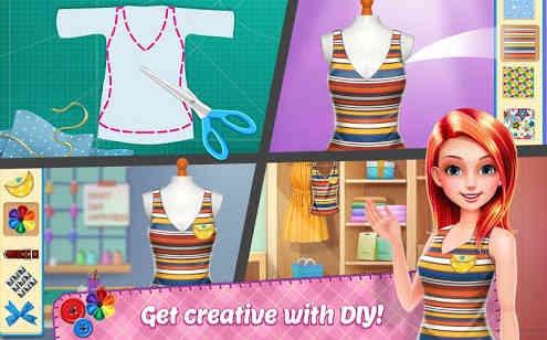 DIY Fashion Star - Design Hacks Clothing Game