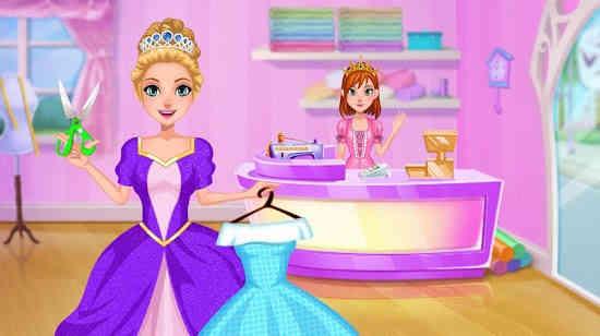 Toko Penjahit Royal - Pangeran & Putri Boutique