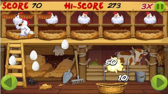 Game Ayam Bertelur Offline