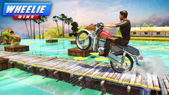 Game Balap Motor RX King Android