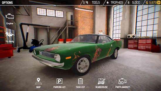 Game Modifikasi Mobil Android