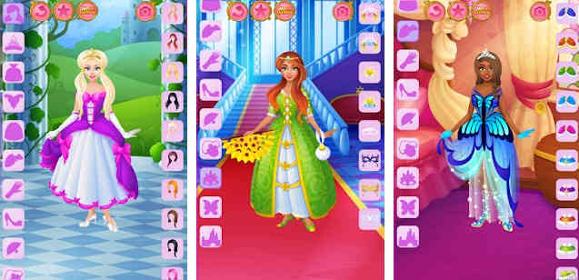 Dress Up - Game Anak Perempuan