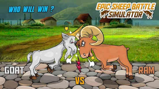 Epic Sheep Battle Simulator