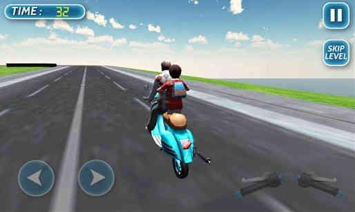 Game Motor Vespa