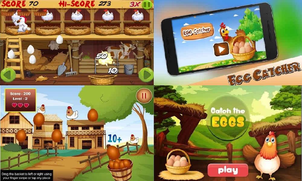 9 Game Ayam Bertelur Offline Terbaik di HP Android