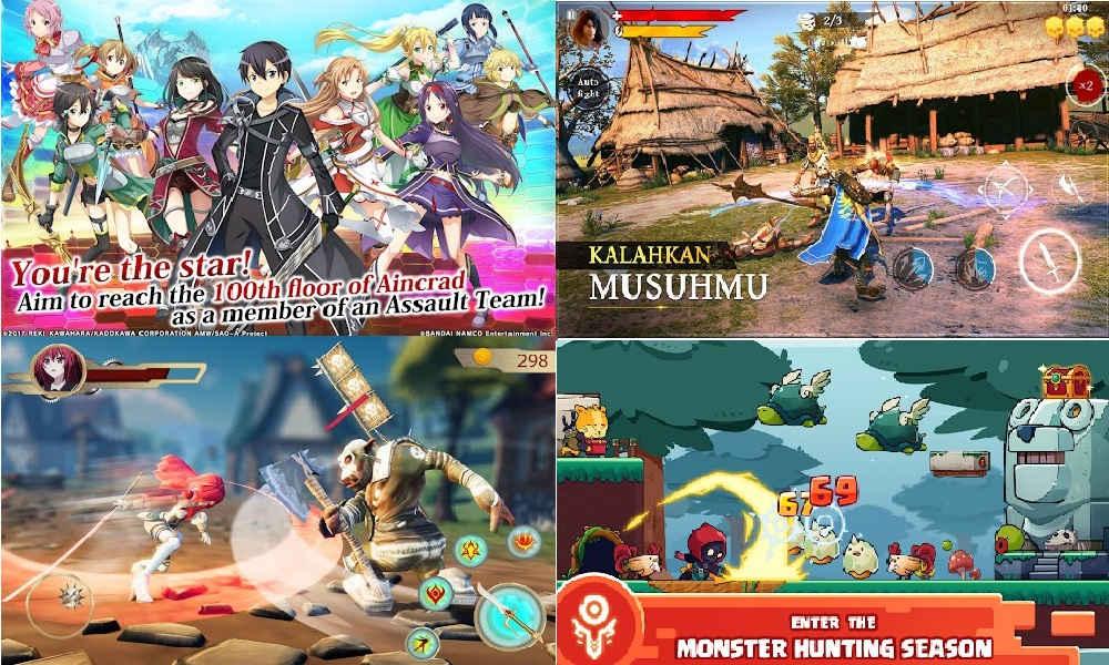 Game Pedang Pedangan Terbaik di Android