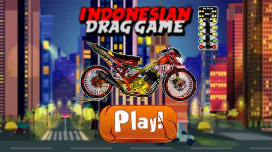 Indonesian Drag Bike Racing 2