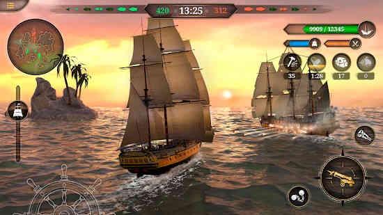 King of Sails Naval Battles