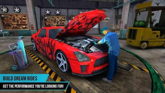 Game Modifikasi Mobil