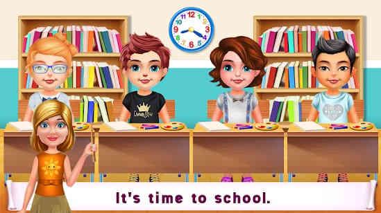 My Crazy Class Teacher School Day Activity