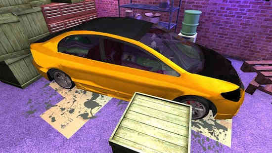Perbaiki Mobil Tokyo Drifter Mechanic! LITE