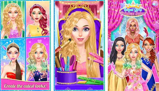 Game Barbie Salon Terbaru Terbaik