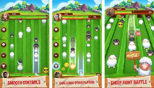 Game Kambing Dorong Android