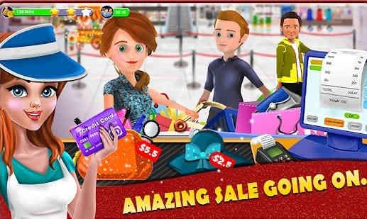 Shopping Mall Tunai Gadis
