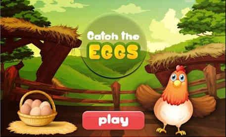 Game Ayam Bertelur